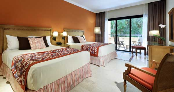 Accommodations - Grand Palladium Colonial Resort & Spa - All Inclusive Riviera Maya