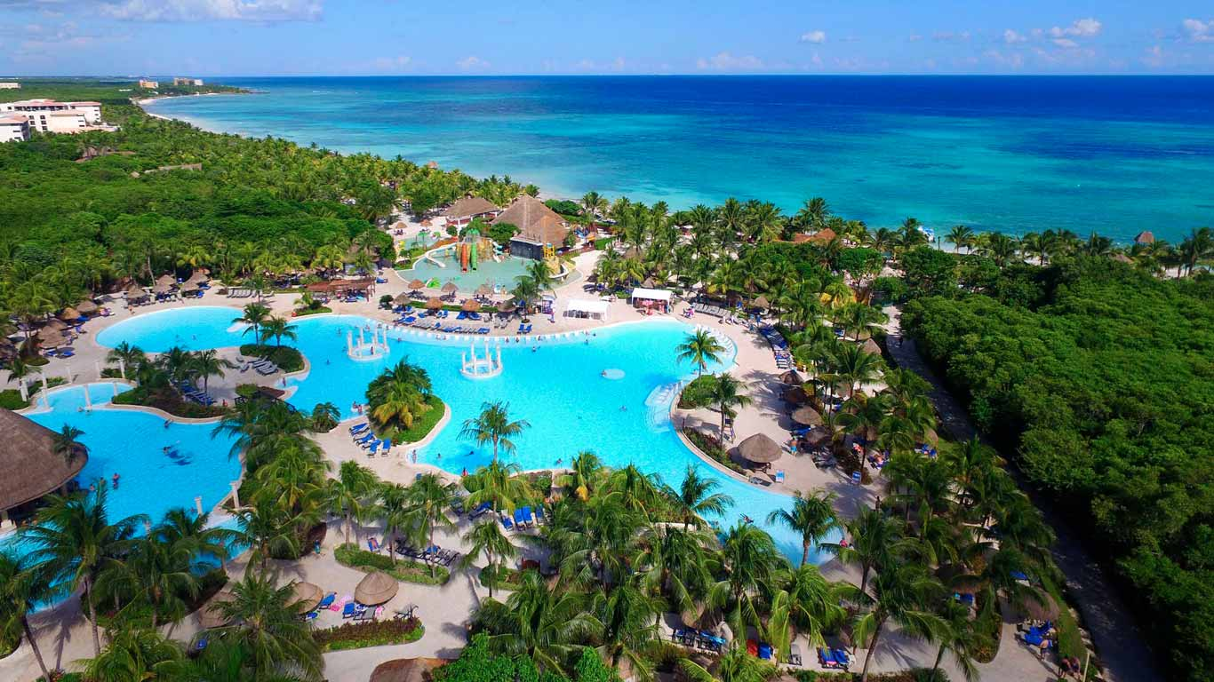 Grand Palladium Colonial Resort Riviera Maya Palladium All Inclusive Resort And Hotels
